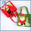 Cheap Price Terry Christamas Bag Flet Christamas Candy Tote Gift Bag