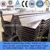 Steel Sheet Piling Price Q235-U-Shape, Z-Shape