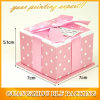 Customed Paper Cake Box for Cake