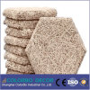 Acoustic Sound Insulation Wood Wool Fiber Cement Nterior Wall Panels