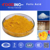 Folic Acid/Vitamin B9 Food Grade 97% (CAS: 59-30-3)
