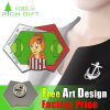 Customized Metal Soft Enamel Collar Pin Badge for Souvenir Gift