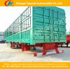13m Heavy Duty Van Cargo Semi Trailer