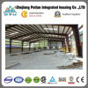 Steel Structure Galvanizing Plant with H Beam