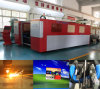 High Precision Cheap Metal Plates CNC Laser Cutting Machine with Protection Cover