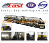 High Quality Relible Railway Vehicle Passenger Railcar Double Decker Coach