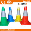 Different Size Traffic Road Safety Blue PVC Cone
