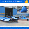 Wante Machinery Concrete Hollow/ Solid/ Paver/ Interlocking Brick Machine (QT6-15)