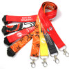 Custom Printed Neck Football Polyester Nylon Lanyard