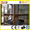 Construction Welded Mini Mobile Scaffolding Frame with Caster Support OEM