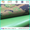 High Strength 600d PVC Backing Coated Polyester Camouflage Woven Fabric Textile