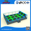 Used Commercial Bungee Trampoline Park with Dodge Ball Factory Price on Sale