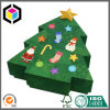 Special Two Piece Christmas Tree Shape Cardboard Paper Gift Box
