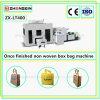 Non Woven PP Reusable Handbags Making Machine Price (ZX-LT400)