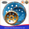 105mm-180mm Diamond Cup Wheel with Single Row for Stone