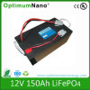 Deep Cycle 12V 150ah Lithium Battery for RV Application