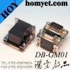 9p Male&Female Double-Decker D-SUB Connector