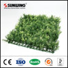Easily Assembled PE Artificial Boxwood Hedge for Garden Decor