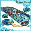 Large Popular Ocean Theme Indoor Playground for Amusement Park