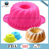 "Hot Sale 9"" Round Cake Mould Silicone Bakeware Sc57"
