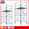 Move Scaffold Ladder with Caster Wheel