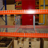 Painted Wire Decking for Pallet Rack