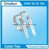 High Tenslie Ladder Single Barb Locked Stainless Steel Cable Tie