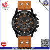 Yxl-135 Logo ODM/OEM Man Stainless Steel Dual Double Buckle Quartz Wrist Watches