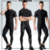 Wholesale Sports Compression Fitness Gym Pants for Men