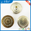 Fancy Metal Button Jeans Button for Lady Denim
