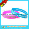 Twist Rubber Silicone Wristband with Thb-046