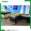 Metal Fruit Display Shelves Rack for Supermaket