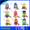 China Manufacter Minions USB Flash Drive 4GB 2GB