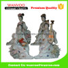 Wonderful Design Chinese Fairy Statue Figurine Sculpture with Chinese Lute