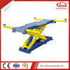 Professional Manufacturer High Quality One Hydraulic Cylinder Scissor Car Lift (GL1001)