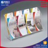 Acrylic Literature Stand Tabletop Acrylic Brochure Holder