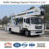 20m Donfeng Euro5 Aerial Bucket Truck for Municipal Administration