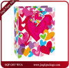 Crystal Gift Paper Bags with Satin Ribbon Handle