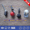 Black Plastic Heavy Duty Casters