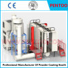 Powder Coating Booth for Cylinder with Good Quality