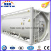 40FT/20FT ISO Oil Tank Container 40FT/20FT Liquid Chemical/Fuel Tank Container