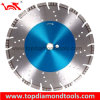 Laser Welded Diamond Blade with Mix and Drop Segments