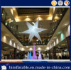 Hot Sell Hall, Lobby Decoration Lighting Inflatable Star with LED Light for Sale