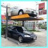 Twin Pillar Car Parking Lift