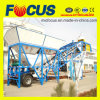 ISO and CE Approved Yhzs50/60 Mobile Concrete Plant