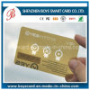 PVC Frosted Business Card Semi Transparent Card