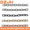 DIN 5685 Round Steel Link Chains Non Proof Loaded