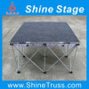 Indoor Stage Exhibition Stage, Aluminum Stage Pop up Stage