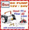 DC Fuel Transfer Pump for Heavy Equipment
