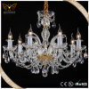 Hot Sale crystal glass classic candle Chandelier (MD9025)
